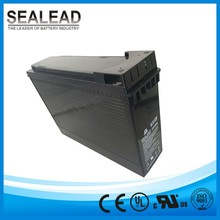 Deep Cycle AGM Lead Acid battery 12v 125ah battery for solar panel system