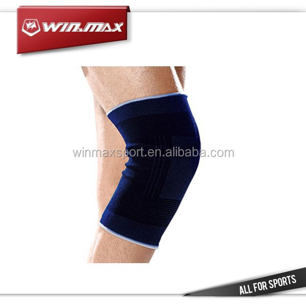 Professional Strap Brace Pad protector sport kneepad kneecap Badminton Basketball Running bull breathable /knee support belt