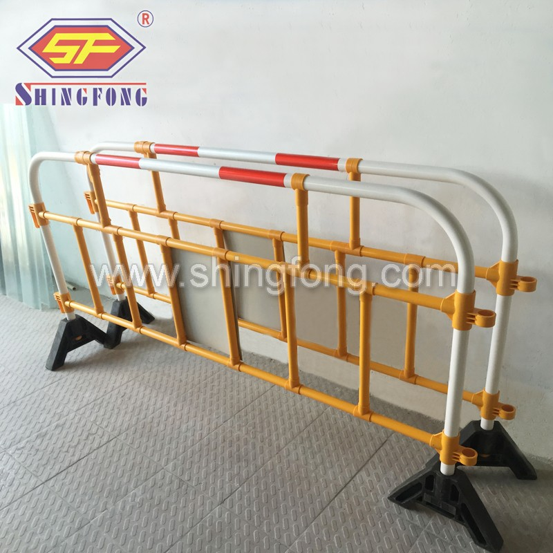 pvc coated temporary fencing for highway road made in china