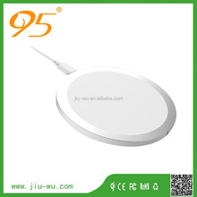 2017 universal qi wireless charger hot as solar qi wireless charger for mobile phone iphone samsung galaxy S7