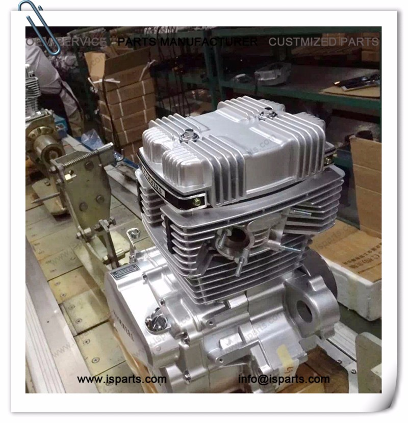 Small Engine With Gearbox For GX200 Air-cooled 6.5HP Gasoline Engine