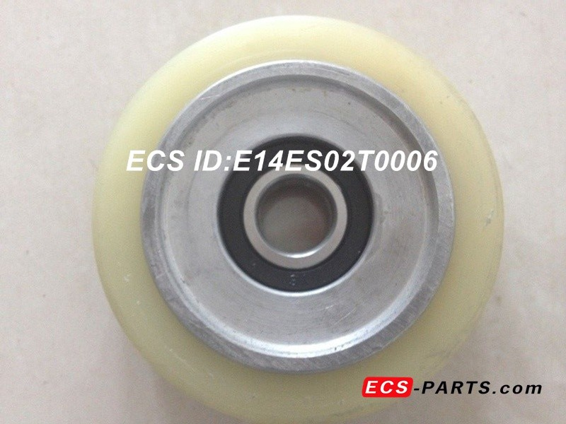 Escalator Step Roller of SIGMA 80*23-6202RS