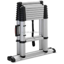 3.2m 3.8m EN131 Folding Aluminum Telescopic Ladder