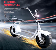 2017 newest personal transporter citycoco scooter 2 wheels off road electric motorcycle