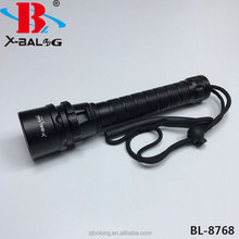 BAILONG 4000LM Scuba Diver Diving XM-L L2 LED Flashlight 100M Underwater Waterproof Lamp Magnetic Control Switch Torch