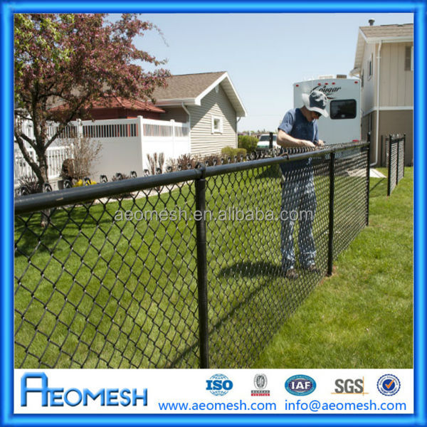 Galvanized Livestock Woven Fence/ Ranch Chain Link Fence/ Field ...