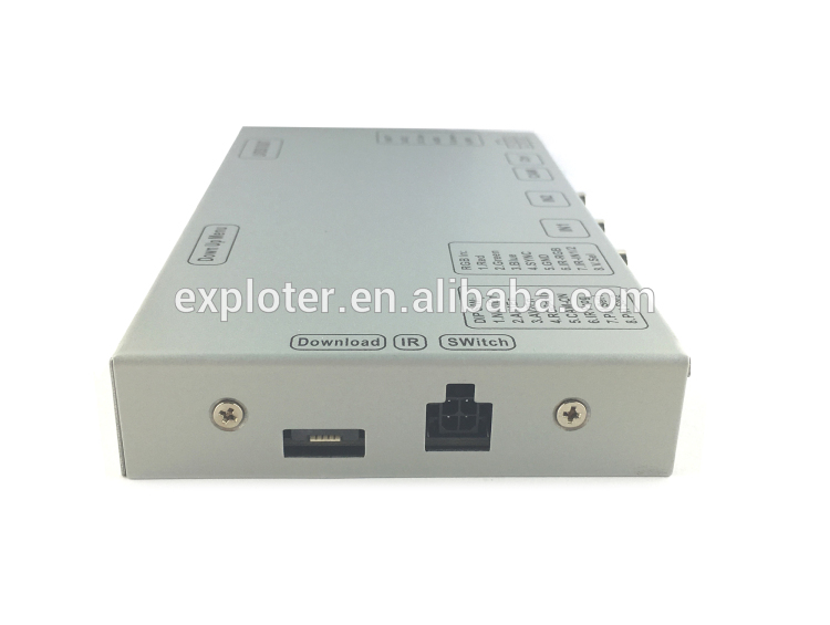 The Best Reversing guide lines w212 w221 w204 video interface with best quality and low price