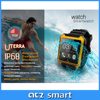 High qulity smart watch best wrist watch cell phone support multi language android dual sim waterproof smart watch
