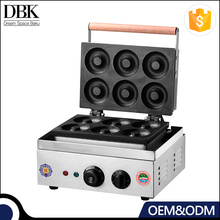 High efficiency donut filling Electric commercial Stainless steel Donut Machine for snack
