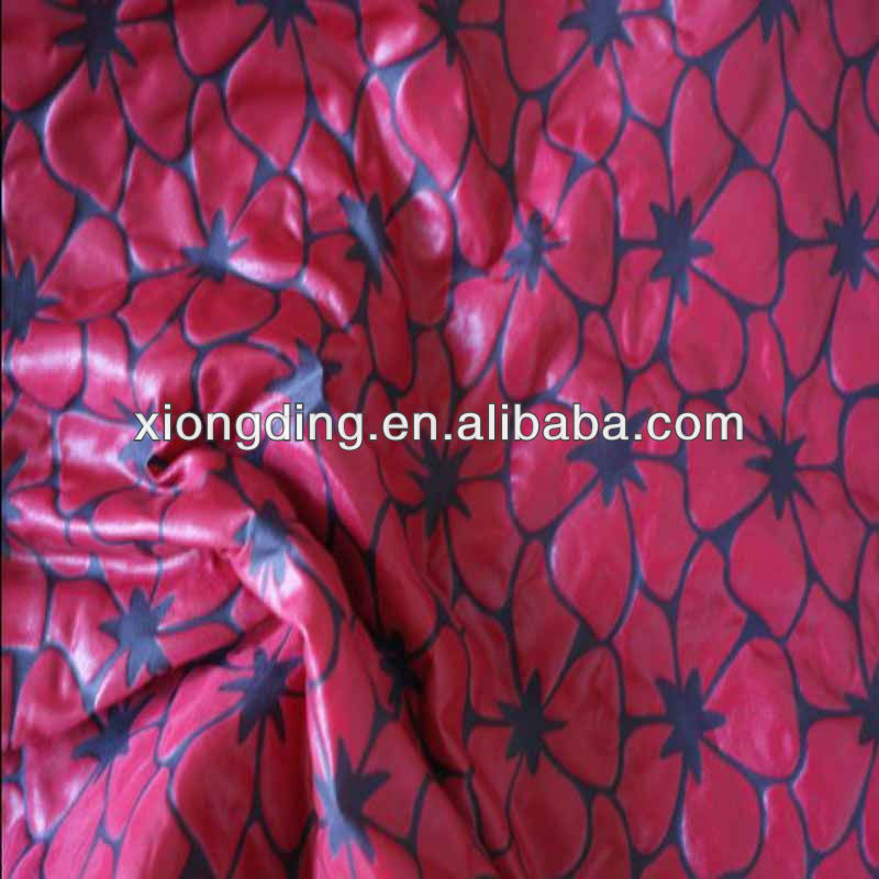 390T 40Dx40D bubble nylon taffeta fabric