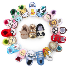 Cartoon Baby Soft Sole Toddler Shoes First Walk Shoes Prewalker