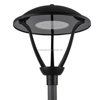 Ip65 Outdoor Lamp Fixture Part Post Lamp Max 70W Led Garden light