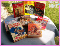 High quality hindi cartoons comics book