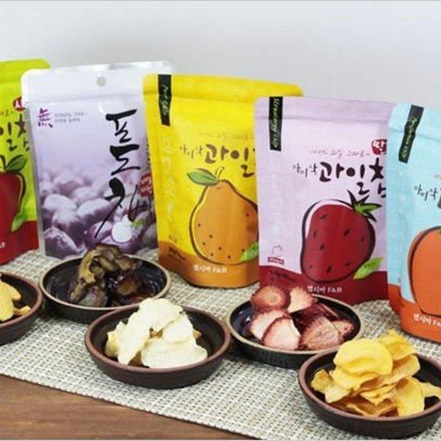 Premium Dried Fruit