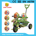 tricycle baby 2017 baby tricycle new model new fashioned kids tricycle with duck face