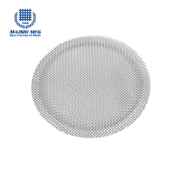 SS Round Filter Disc