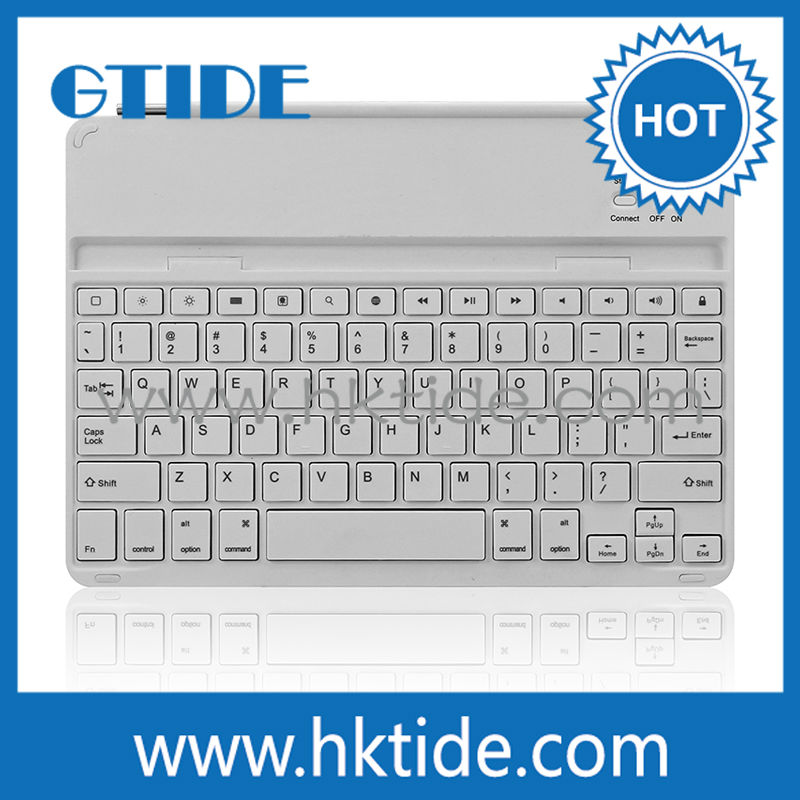 custom bluetooth wireless keyboard skin cover and latest computer keyboard model for samsung rv509