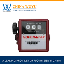 [ 25% OFF ] 1 inch Ammonia Gas Flow meter / Fuel FLowmeter Oil WY-M-2