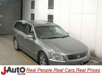 2004 Nissan Stagea PM35 Japanese Used Car