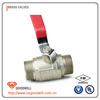 iso approved forged steel trunnion ball valve