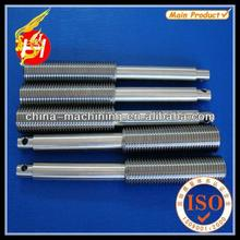 cnc stainless machining product/machine parts/high demand products