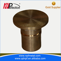 High quality copper alloy/copper sand casting products