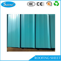Factory direct sell hot sale PrePainted Corrugated steel roof sheet