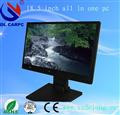 "18.5""D525 1.86GHz All-in-one PC/ Wind 7 4GB/ 500GB desktop computer all in one pc(China (Mainland))"