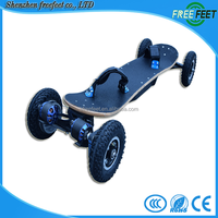 Factory price wood mini air board electric skateboard 300w electric scooter