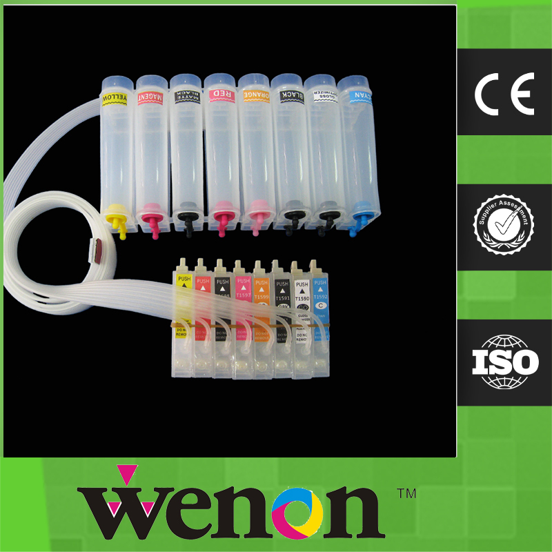 continuous ink supply system for Epson R2000