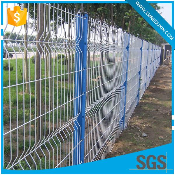 Interim basis security anti climb composite steel outdoor temporary dog fence
