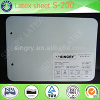 singry thin foam rubber sheets