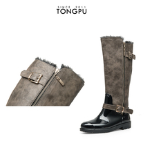 wholesale trendy women japanese rain boots pvc material