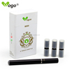 Clamshell design 1200mah PCC D disposable e cig case for disposable e cigarettes battery