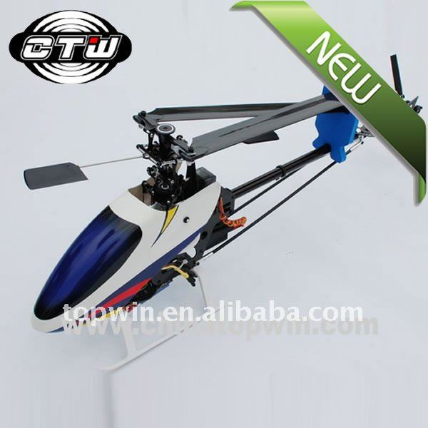 6 channel with AI case top speed pro helicopter