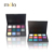 Hottest 12 color square eyeshadow private lable no brand square palette eyeshadow