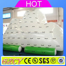 Rock climbing water toys inflatable iceberg