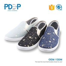 Fashion design cheap wholesale pictures of women flat shoes