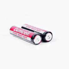 High performance R6 AA 1.5V Dry Battery With PVC Jacket