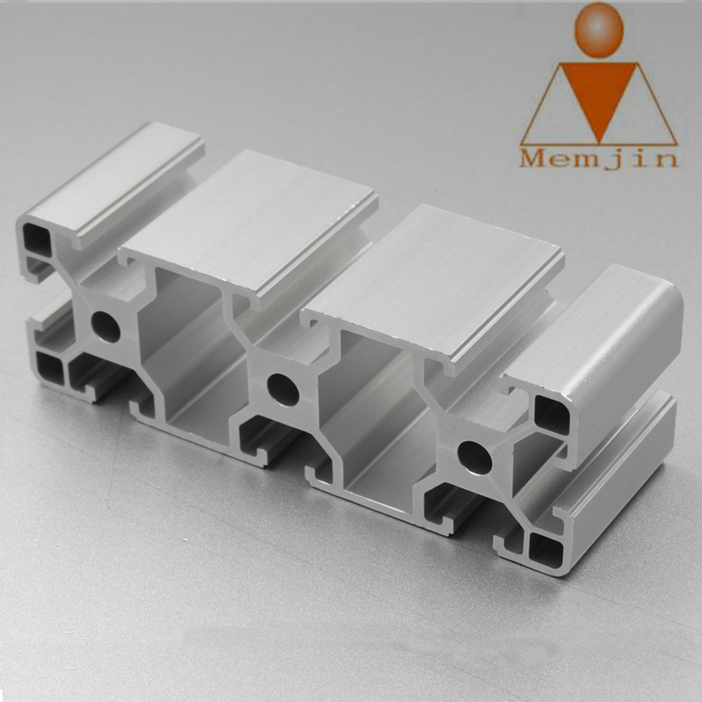 customized quality guarantee OEM factory aluminium extrusion profiles mill finish from Shanghai