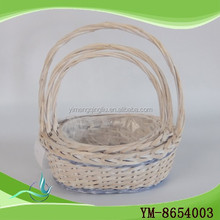 rattan cutlery basket woven basket supermarket basket
