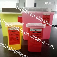 Hospital medical sharps container in health & medical , Equipment Syringe disposal Safety Sharps container