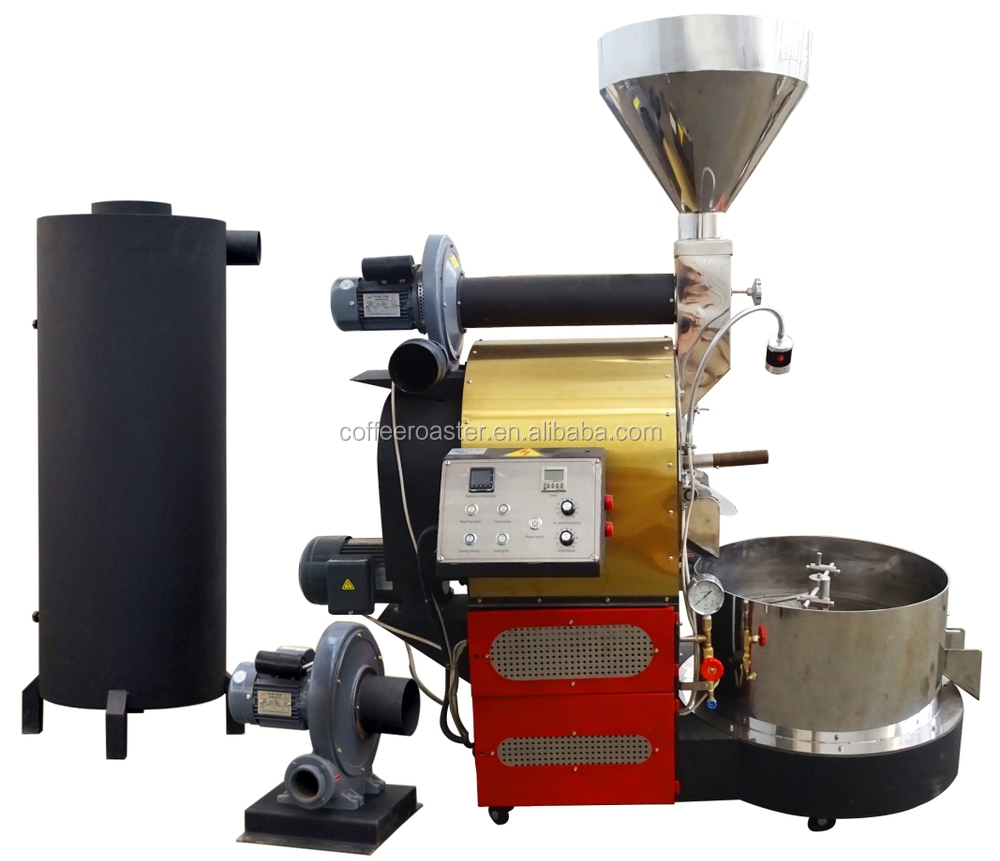 Electronic Industrial Coffee Machine For Sale new design 3kg industrial commercial coffee roasting machine for sale