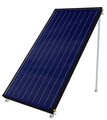High quality Blue titanium absorb thermal solar collector panel for solar water heater