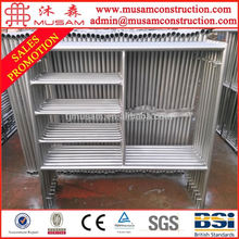 914x1700mm Movable H T frame scaffolding