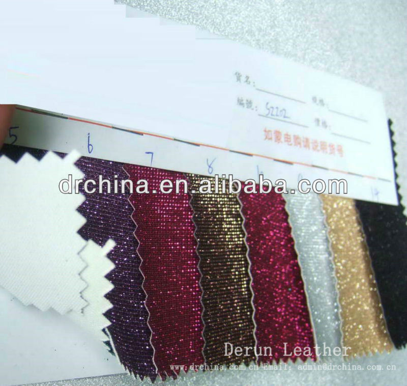 Glitter Shoes Material For Shoes Making