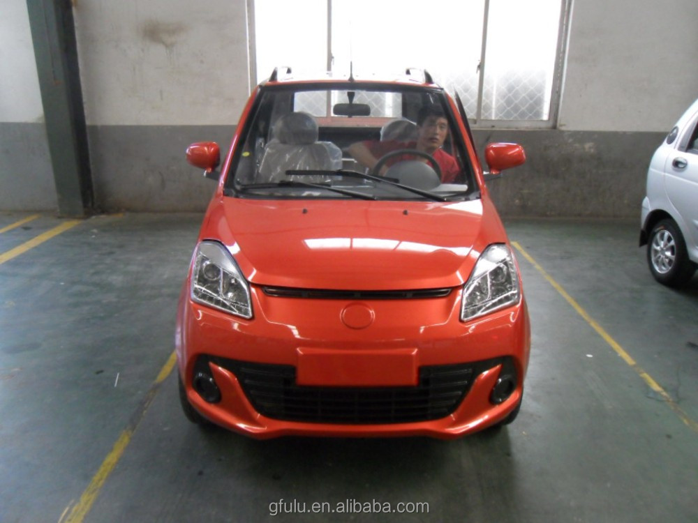 New energy electric car made in china with new design/cheap electric vehicle with AC