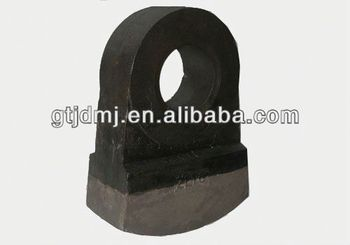 2014 high quality hammer mill spare parts