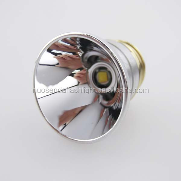 1xCREE XML <strong>U2</strong> 1200LM 3.7V-4.2V SMO LED Lamp Cap