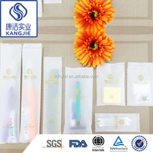 Wholesale Customized Hotel Rooms Disposable Supplies Hotel Guest Amenities Manufacturer In China